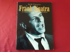 Frank Sinatra - Gold Classics . Songbook Notenbuch Piano Vocal Guitar PVG