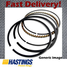 Hastings +020 Piston Ring set Chrome fits Toyota 2T Celica TA22