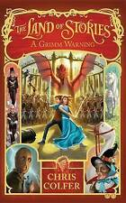 New, The Land of Stories: A Grimm Warning: Book 3, Colfer, Chris, Book