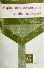 (Economia)Y. S. Brenner - CAPITALISMO, CONCORRENZA E CRISI ECONOMICA - Giannini