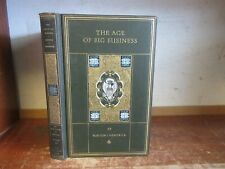 Old AGE OF BIG BUSINESS Book CAPTAINS OF INDUSTRY STEEL FARM MACHINERY FORD CARS
