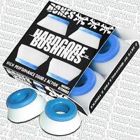BONES HARDCORE Skateboard Truck Bushings 4 pack  / Truck Rubbers / 3 Hardnesses