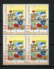 Nederland 2562Ai 2562-Ab-1 Donald Duck blok v 4