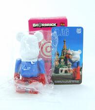 Medicom Bearbrick S17 Flag 100% series 17 be@rbrick Russia