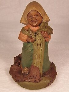 SALLY 1991~Tom Clark Gnome~Cairn Studio Item #5156~Edition #65~Story is Included