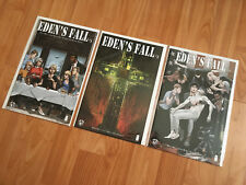 2016 Image VF//NM to NM Eden/'s Fall #1-3 Complete Set