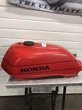 Honda red cb750f cb900f cb1100f  fuel benzin tank cb supersport bol dor dohc