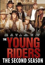 The Young Riders The Second Season Digitally Remastered Dvd Region:0 Discs:4 New