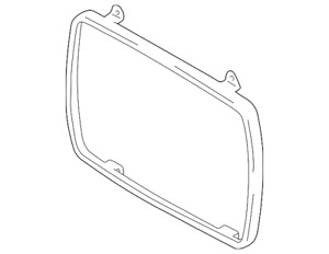 Genuine Toyota Retainer Ring 81111-16020