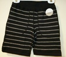 Brand New Hanna Andersson Reversible Knit Shorts Boy's Size 130 / 8