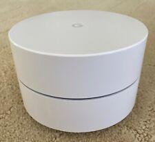 Google Wi-Fi Mesh AC 1200 Dual-band Router Model AC-1304 - White