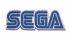 SEGA LOGO embroidered badge Patch 3.5x10.5 cm