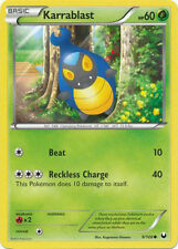 Karrablast Common Pokemon Card BW5 Dark Explorers 9/108