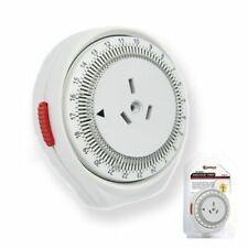 SanSai PAD027 240V Programmable Mechanical Timer Switch