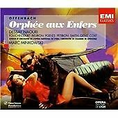 Natalie Dessay : Orpheus in the Underworld CD (1998) VGC
