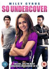 So Undercover (DVD) Miley Cyrus, Alexis Knapp, Jeremy Piven, Joshua Bowman