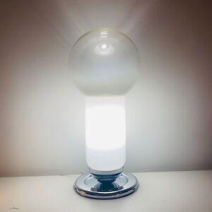 🔴 grande lampada vintage vetro di Murano Design Carlo Nason per Mazzega anni 70