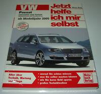 Reparaturanleitung VW Passat B6 Typ 3C Benziner + Diesel ab Baujahr 2005 NEU!