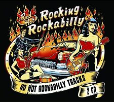 Red Hot Rocking Rockabilly 0698458722720 by Various Artists CD