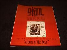 The Eagles 1994 ad Common Threads, Don Henley, Glenn Frey, Album of the Year