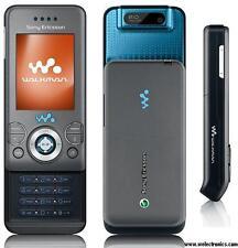 Sony Ericsson Walkman w580i-Urban Grau (Entsperrt) Handy guter Zustand