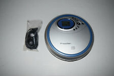 Presidian Portable Cd Player Pcd-100 Tested 45 Second Anti Shock