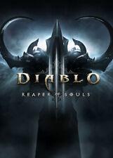 Diablo 3 ROS Reaper of Souls PC Spiel Key Blizzard Digital Download Code [EU/DE]