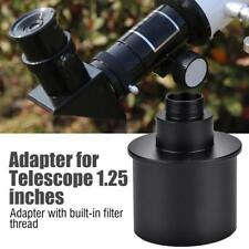 Astronomical Telescope Camera Adapter Ring 1.25inch for Photography Shoot Video