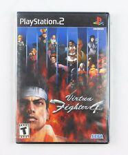 PlayStation 2 Virtua Fighter 4 PS2 video games