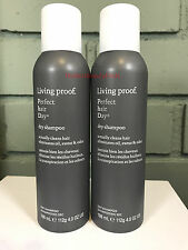 Living Proof Perfect Hair Day Dry Shampoo 4oz ( 2 PACK ) NEW & FRESH- Free Ship!