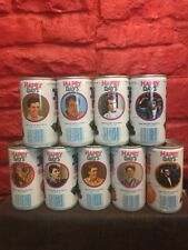 9 NEHI ORANGE Grape Strawberry HAPPY DAYS CANS FONZI RICHIE CUNNINGHAM More A4