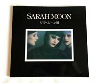 SARAH MOON JAPAN EXHIBITION CATALOG PHOTO BOOK 1984 From Japan