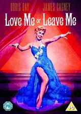 Love Me Or Leave Me DVD (2016) Doris Day, Vidor (DIR) cert PG ***NEW***