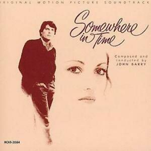 John Barry : Somewhere in Time CD (1999)