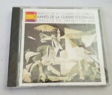 Songs of Spanish Civil War by Various Artists (CD, 1996, Chants De La Guerre New
