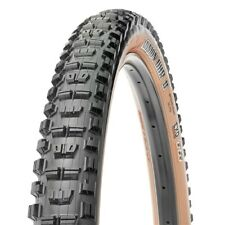 Maxxis Minion DHR II 27.5X2.40WT Bicycle Tire - Black/Tan