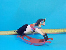 Rocking Horse 1991 Nursery Toy Store House Dollhouse Miniatures Fairy Garden