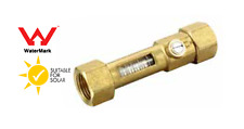 AW FL1515F Flow Meter Regulator 0-3L/min for solar hot water use, Exp Postage