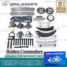 Complete Timing Chain Kit for Holden Commodore VZ 3.6L V6 Adventra Crewman DOHC