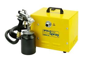 Apollo 1500 hvlp,240volts,hvlp turbine,paint sprayer,pro-spray 1500.