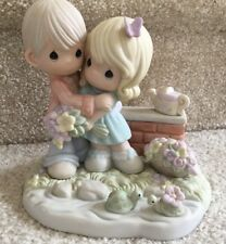 Precious Moments-Embraced in Your Love- 2006 #630041 Free Shipping