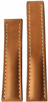 20x18 RIOS1931 for Panatime Sand Vintage Watch Strap For Breitling Deploy