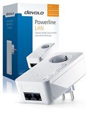Devolo dLAN 550 duo+ Powerlan Adapter, 500 Mbit/s, Powerline, Steckdose