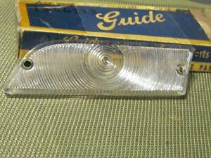 NOS 1960 Studebaker Lark right parking Lens