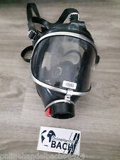 Atemschutzmaske Dräger Panorama Nova Überdruck Atemschutzmaske Gasmaske  CSA