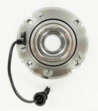Axle Bearing and Hub Assembly-Wheel Bearing and Hub Assembly Rear SKF BR930838