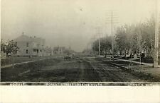 The View Down Forest Street, Looking South, Lisbon Nd Rppc
