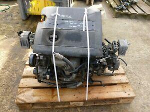 SEAT LEON SX 2005 5 SPEED MANUAL PETROL 1598CC 1.6 ENGINE & GEARBOX 111584 #01