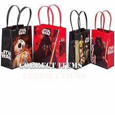 12PCS Disney Star Wars Authentic Goodie Party Favor Gift Birthday Loot Bags