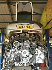 PORSCHE CAYMAN 3.4 FULL ENGINE REBUILD FITTING AVAILABLE 2 YEARS WARRANTY M97/21